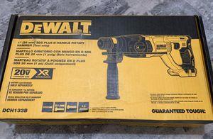 New in box Dewalt 20v rotary hammer drill DCH133B for Sale in Turlock, CA