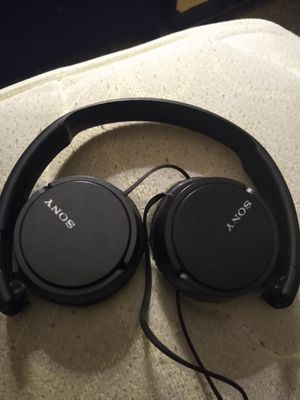 Sony headphones for Sale in North Las Vegas, NV
