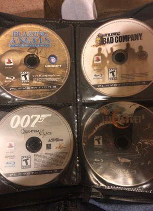 22 PS3 Games for Sale in Vancouver, WA