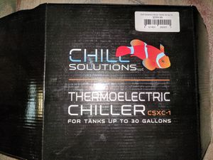 Chill solutions water chiller for Sale in St. Louis, MO