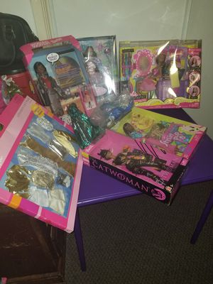 Barbie dolls back from 1994 for Sale in Baldwin Hills, CA