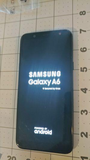 Samsung Galaxy A6 - Unlocked! Warranty! Mint Condition! for Sale in Kenmore, WA