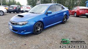 2009 Subaru Impreza Sedan WRX for Sale in Bothell, WA