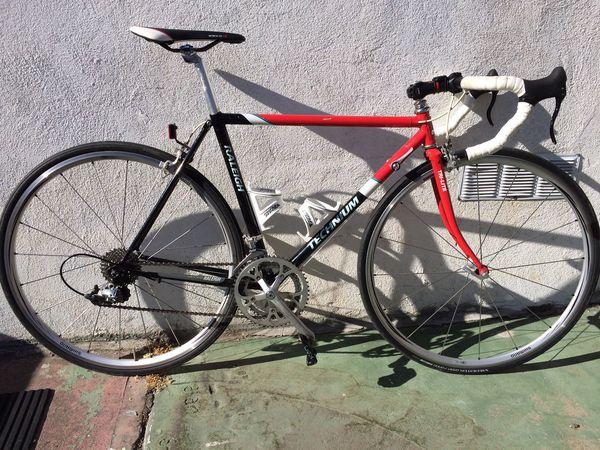 Raleigh Technium 50cm Road Bike