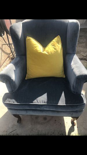 Vintage wingback chair for Sale in Selma, CA