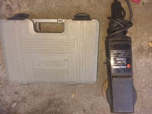 Black & Decker sander with tools for Sale in Salem, VA