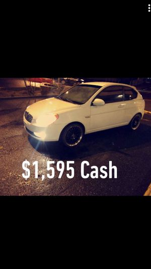 07 Hyundai accent for Sale in Portland, OR