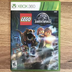 LEGO Jurassic World Xbox 360 Game for Sale in Banning, CA