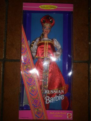 Brand new in box Mattel collectible Russian Barbie doll for Sale in Hawthorne, CA