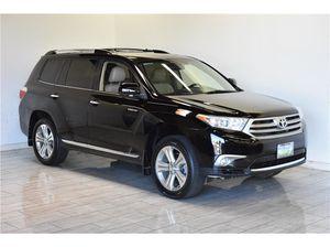 2013 Toyota Highlander for Sale in Escondido, CA