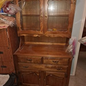 Antique Cabinet for Sale in Modesto, CA