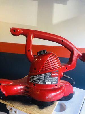 TORO Electrical Blower for Sale in Ashburn, VA