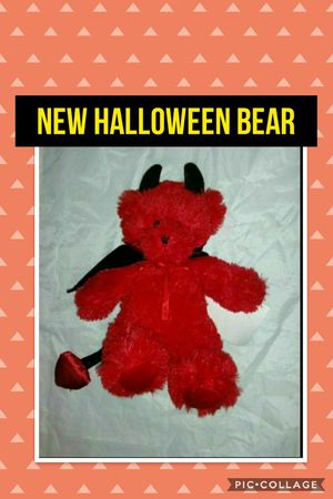 New Red Teddy Bear Halloween Costume for Sale in Kansas City, MO