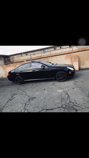 Cls500 AMG package $5000 OR BEST OFFER for Sale in Los Angeles, CA