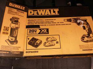 Drywall power screw gun and cutting tool for Sale in Poulsbo, WA
