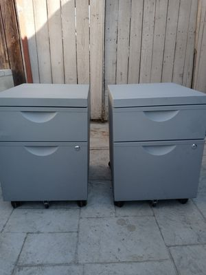 Drawer/File Cabinet Metal for Sale in Riverside, CA