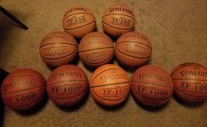 Indoor/Outdoor Basketballs for Sale in Montebello, CA