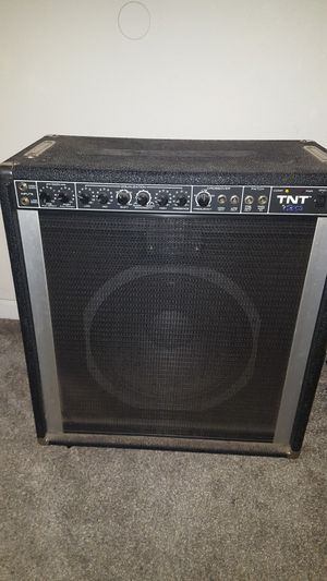 Peavey TNT 130 bass amp for Sale in Vancouver, WA