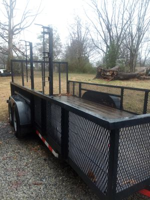 2014 trailer 16 ft long 7 ft wide for Sale in Springfield, TN