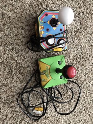 Plug in play Ms.pacman & frogger for Sale in Winter Haven, FL
