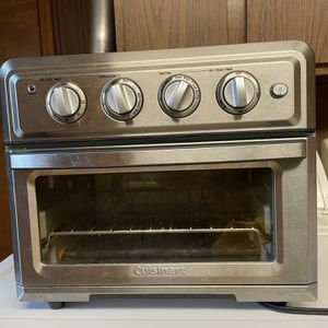 Cuisinart AirFryer Toaster Oven TOA-60 for Sale in Western Springs, IL