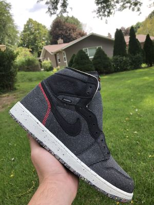 Jordan 1 Space Hippie Zoom Crater Size 12 for Sale in Waukesha, WI