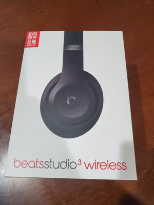 Beats!!studio headphones wireless!! for Sale in Avondale, AZ