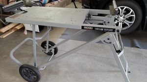Rigid miter saw utility vehicle for Sale in Hermon, ME