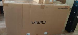 VIZIO 4K SMART TV 55 INCH HIGH QUALITY TV NETFLIX VIZIO HOME THEATER for Sale in Orange, CA