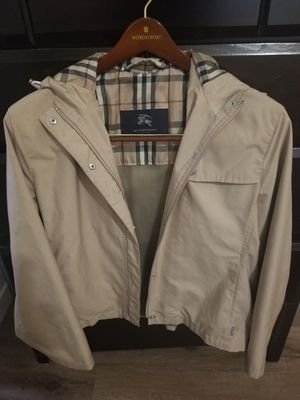 Original Burberry jacket. Womans size large. for Sale in Gig Harbor, WA