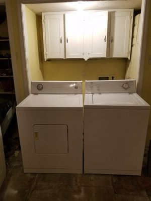 Roper set by whirlpool 100% functional no issues for Sale in Memphis, TN