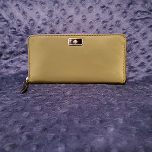 Authentic Kate Spade large continental wallet. Dawn. for Sale in Portland, OR