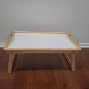 Standing desk/tray for Sale in Irvine, CA
