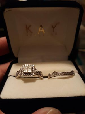 Now and forever collection wedding set for Sale in Lumberton, TX