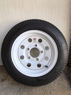 Load star trailer spare tire for Sale in East Rutherford, NJ