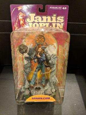 Janis Joplin Figurine Toy for Sale in Pacifica, CA