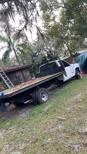 GMC flatbed for Sale in Dover, FL