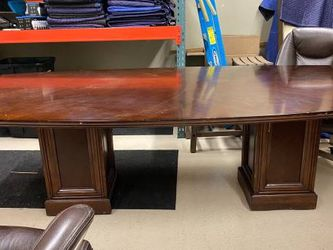 Executive Office Table Solid wood for Sale in Issaquah,  WA