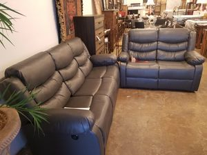 New Power recliner sofa and loveseat for Sale in Phoenix, AZ