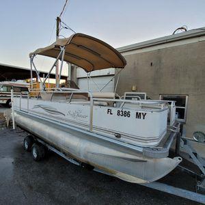 2005 sun chaser pontoon for Sale in St. Petersburg, FL