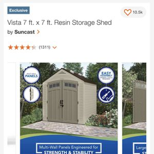 HANDYMAN? $$ I NEED 7x7 Shed Put Together for Sale in Paramount, CA