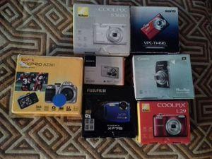 Factory refurbished digital cameras for Sale in El Cajon, CA