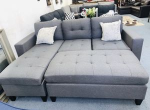 sectional w ottoman for Sale in Los Angeles, CA