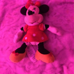 Minnie Mouse Plushie for Sale in Prospect Heights, IL