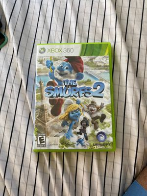 Xbox 360 game Smurf for Sale in Hollywood, FL