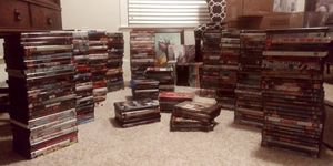 DVDs/Blu Rays-For Sale Complete Lot for Sale in The Villages, FL