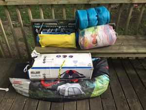 Huge Camping Bundle for Sale in Grand Rapids, MI