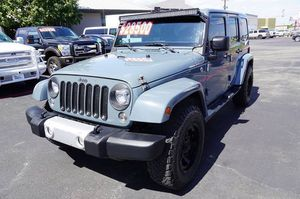 2014 Jeep Wrangler Unlimited for Sale in Boerne, TX