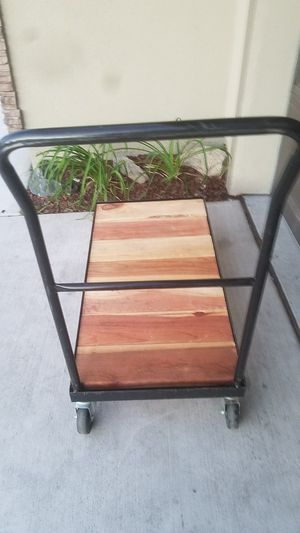 Flatbed Utility Cart - $60 for Sale in Sacramento, CA