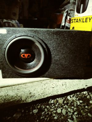 """DD 15"""" AUDIO SUBWOOFER...3600 WATTS for Sale in Grand Island, NY"""